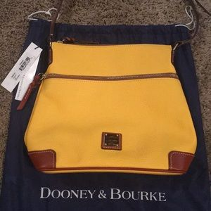 New with tags Dooney and Bourke crossbody bag.